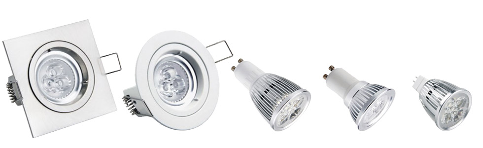 LED Light and Fitting
